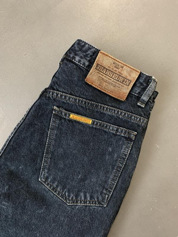 Новые джинсы мом момы высокая посадка edwin. - Фото 6