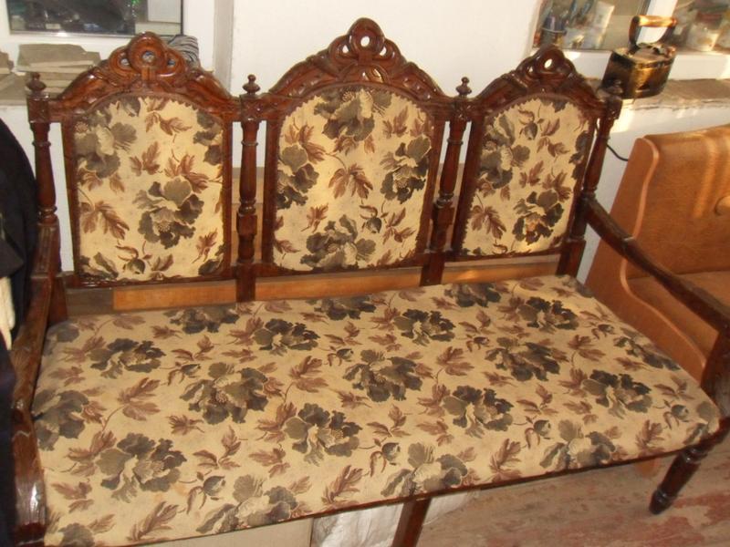 Бельгийская антикварная мебель, конец XIXв.