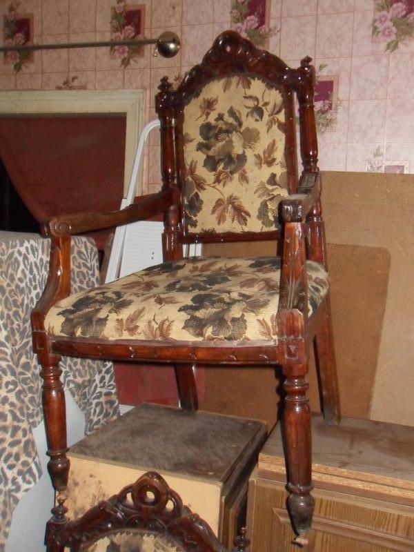 Бельгийская антикварная мебель, конец XIXв. - Фото 2