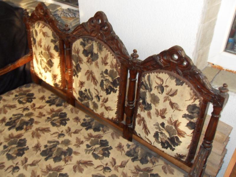 Бельгийская антикварная мебель, конец XIXв. - Фото 3