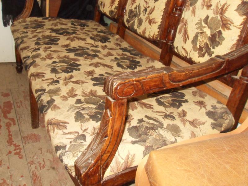 Бельгийская антикварная мебель, конец XIXв. - Фото 4