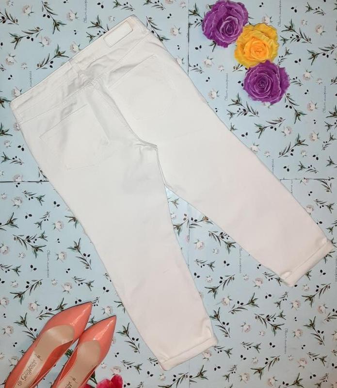 🎁1+1=3 узкие высокие мом mom джинсы marks&spencer высокая поса... - Фото 4