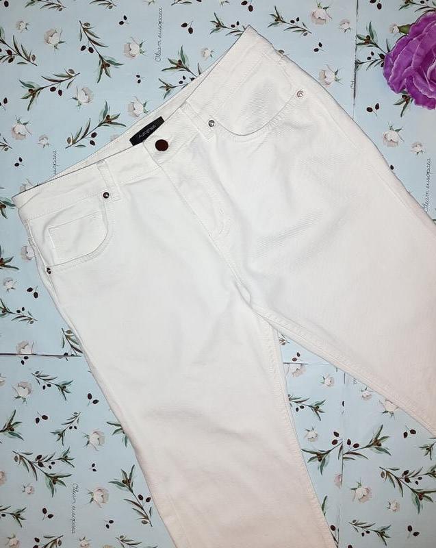 🎁1+1=3 узкие высокие мом mom джинсы marks&spencer высокая поса... - Фото 5
