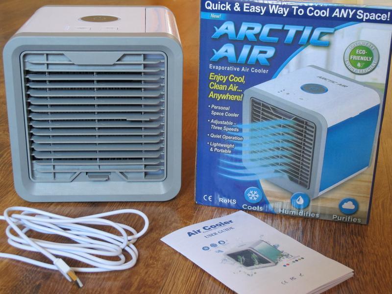 Arctic Air охладитель воздуха увлажнитель Arctic Air мини кандёр - Фото 5