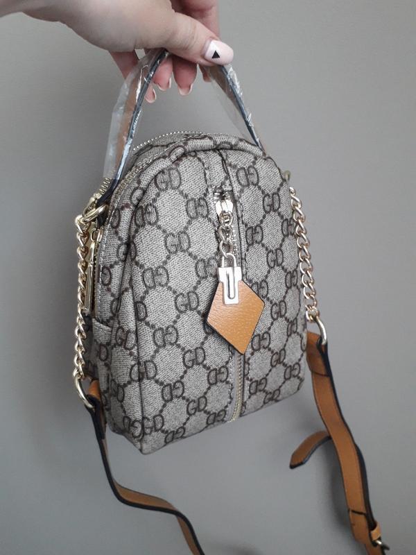 Стильна міні сумка