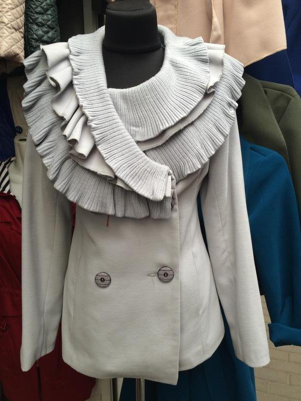 Куртка кожзамінник,  не утеплена, весна-осінь