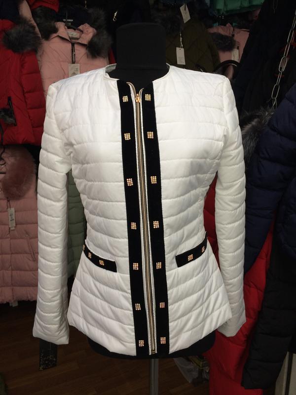 Куртка синтепон, на скидці