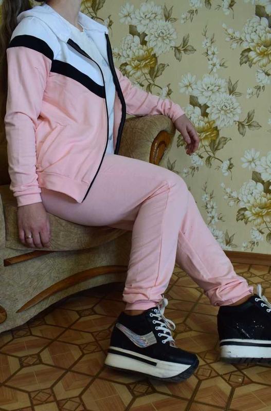 Женский спортивный костюм - Фото 2
