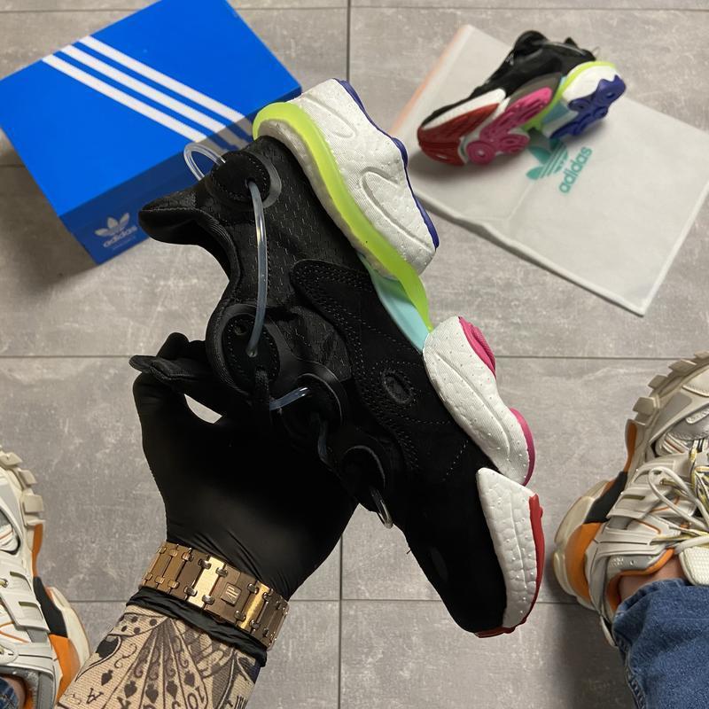 Кроссовки adidas originals torsion x black | р. 40-45