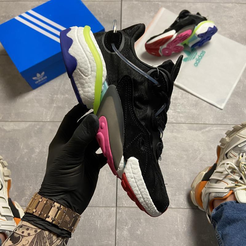 Кроссовки adidas originals torsion x black | р. 40-45 - Фото 2