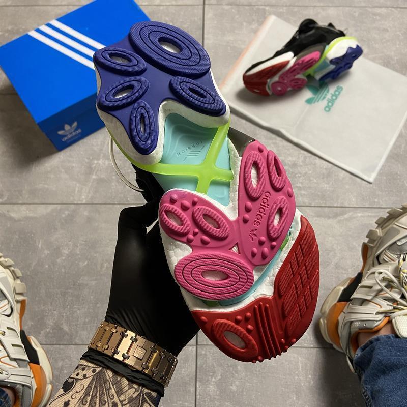 Кроссовки adidas originals torsion x black | р. 40-45 - Фото 7