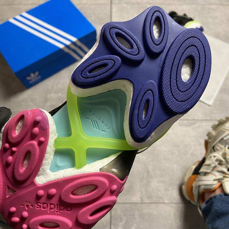 Кроссовки adidas originals torsion x black | р. 40-45 - Фото 8
