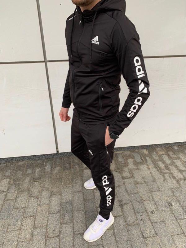 Спортивный костюм мужской adidas - Фото 3