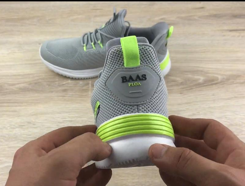 Мужские кроссовки - Фото 4