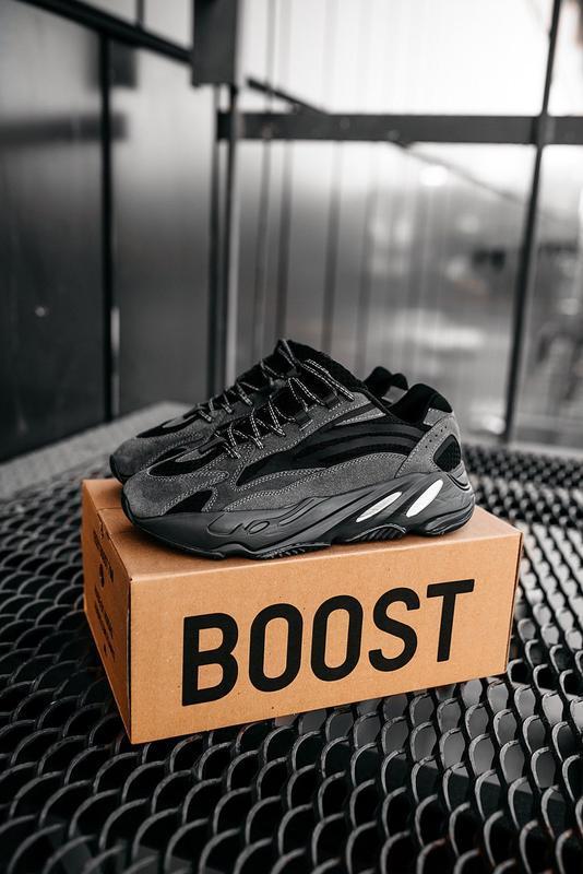 Мужские кроссовки adidas v2 - Фото 6
