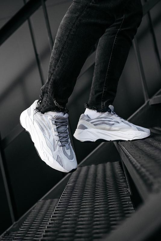 Мужские кроссовки адидас adidas - Фото 2