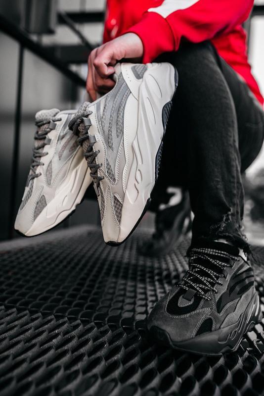Мужские кроссовки адидас adidas - Фото 8