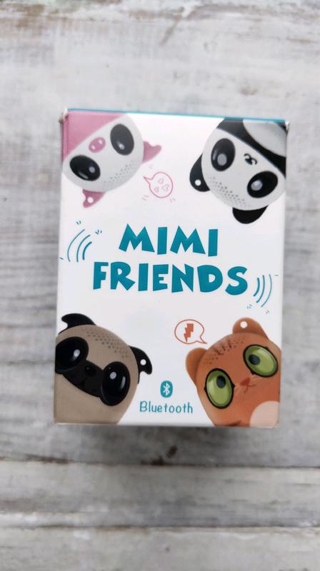 Bluetooth колонка Mimi friends - Фото 5