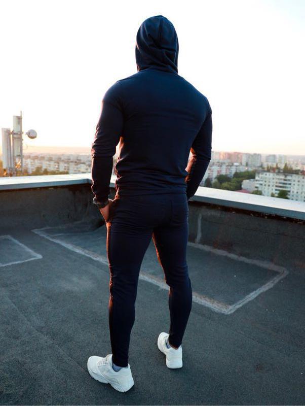 Спортивный костюм мужской - Фото 2