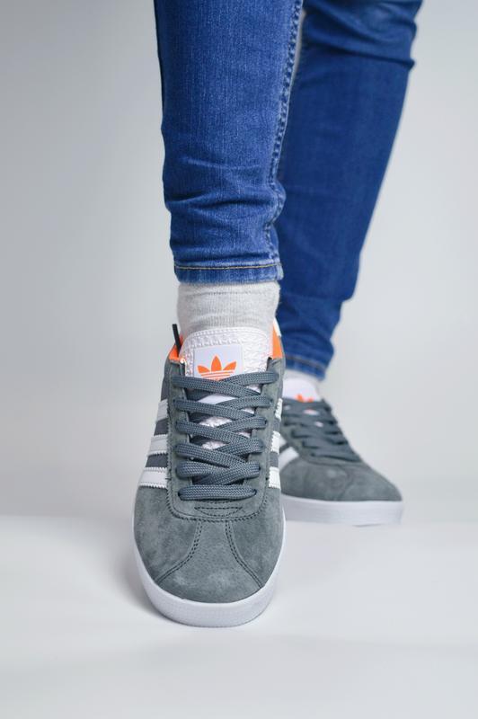 Кроссовки женские  adidas gazelle - Фото 6