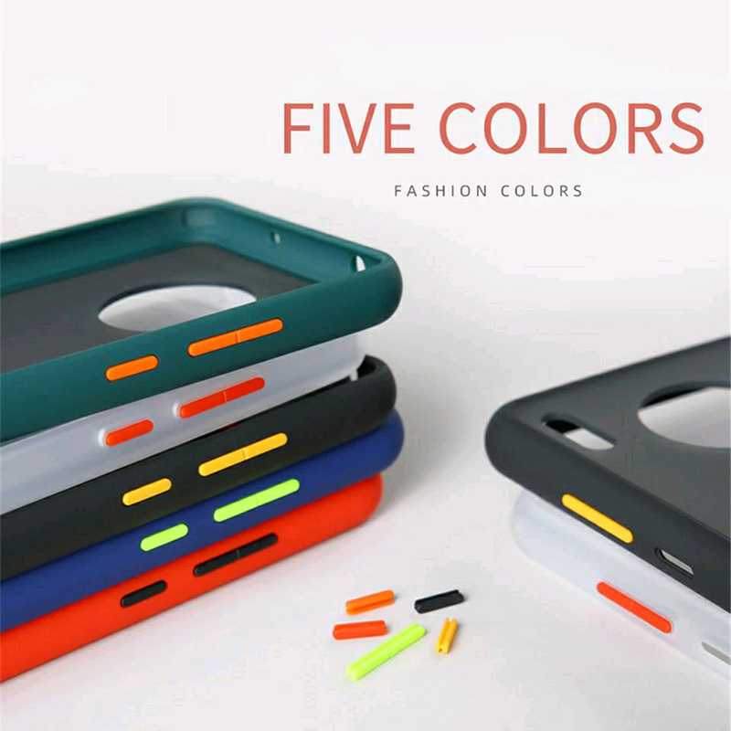 Чехол матовый для Xiaomi Redmi Note 8T