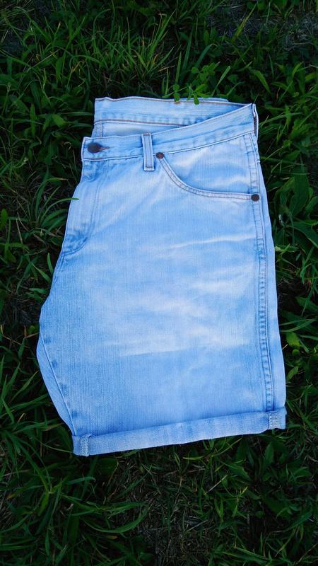 Мужские шорты , джинсовые мужские шорты , шорты мужские - Фото 4