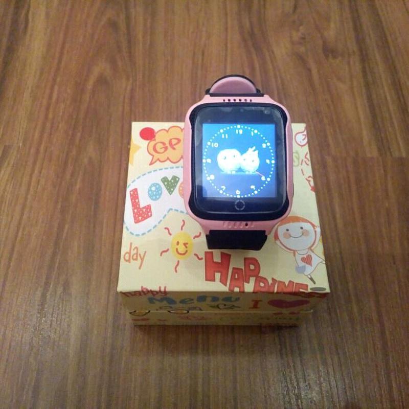 Оригинальные детские смарт часы Q528 с GPS