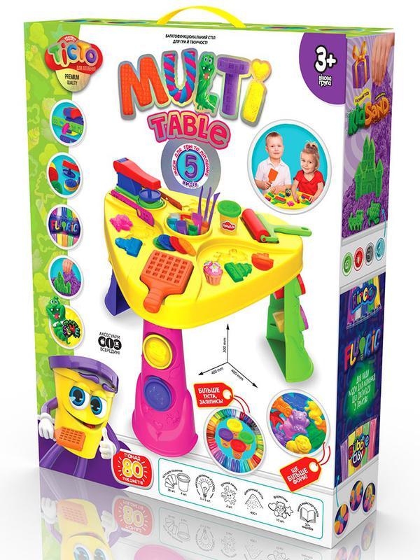 Multi Table Столик Детский для Творчества детская игрушка