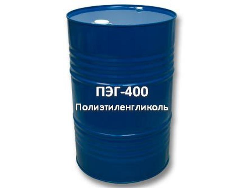 ПЭГ-400 полиэтиленгликоль