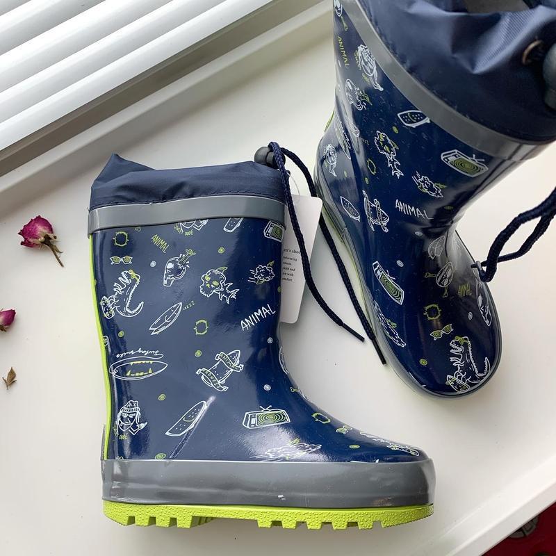 Резинові чоботи сапоги резиновые
