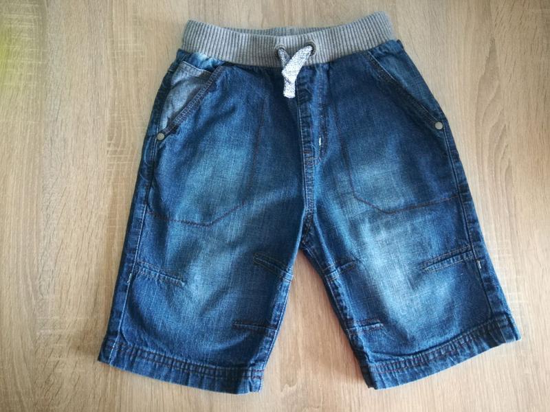 Фирменные шорты George для мальчика 5-7 лет.