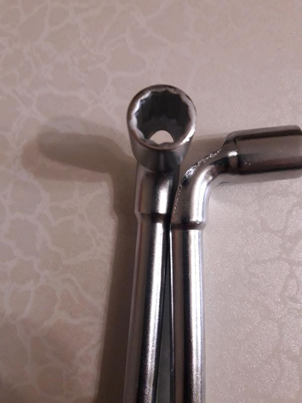 Ключи Г образные на 10мм - Фото 2