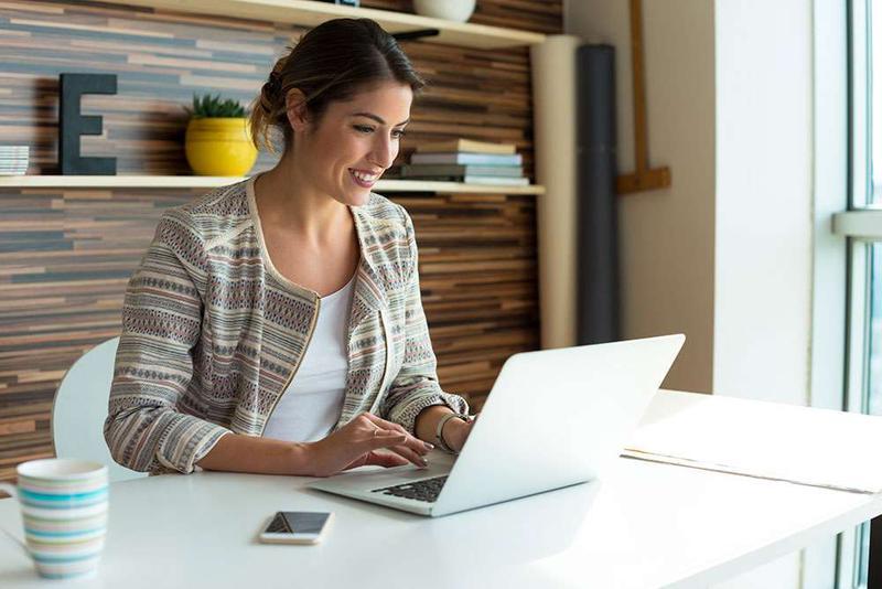 Интернет-менеджер (работа на дому)