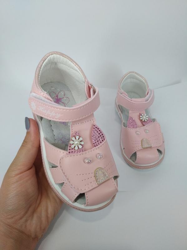 Распродажа летней обуви.  босоножки на девочку