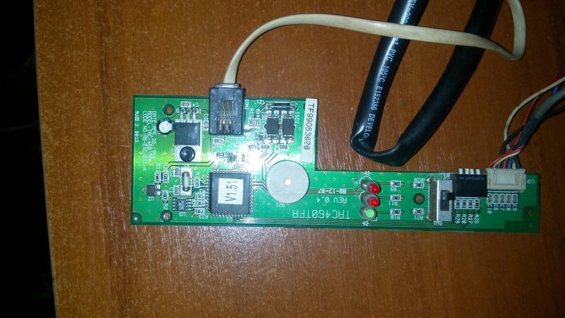 Модуль управления кондиционером Tadiran ТАС-444 - Фото 3