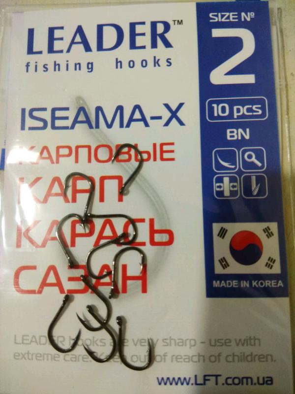 Крючки рыболовные - Фото 19