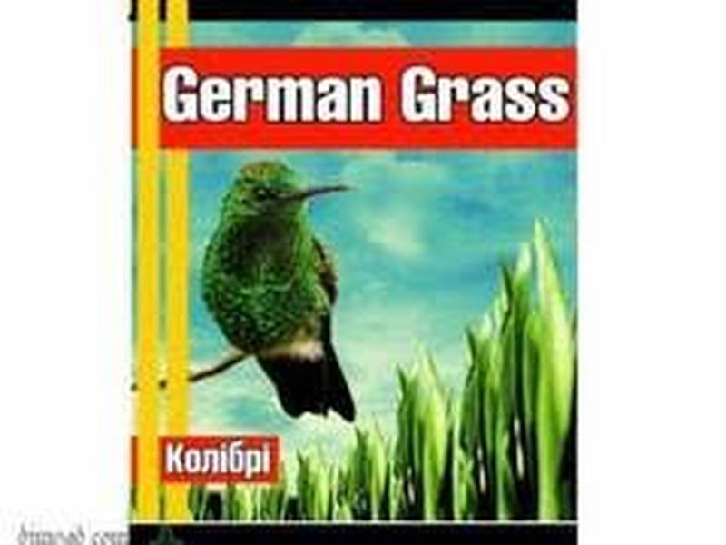 Німецька газонна трава КОЛІБРІ