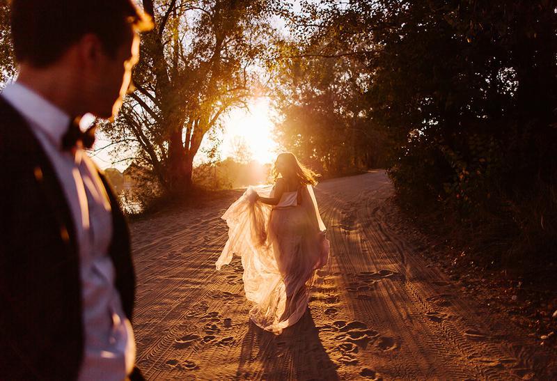 Свадебная фотосессия от Анны Шаульской - Фото 7