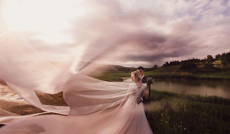 Свадебная фотосессия от Анны Шаульской - Фото 11