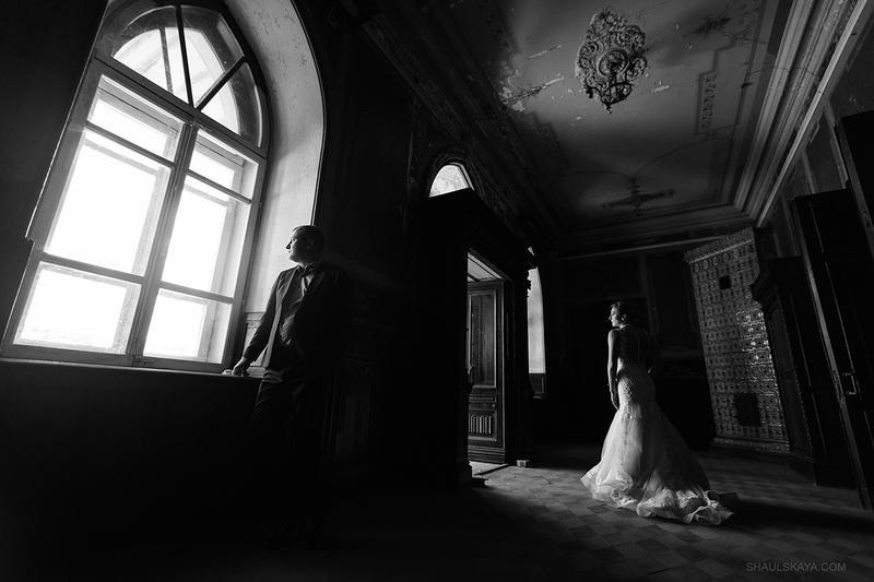Свадебная фотосессия от Анны Шаульской - Фото 12