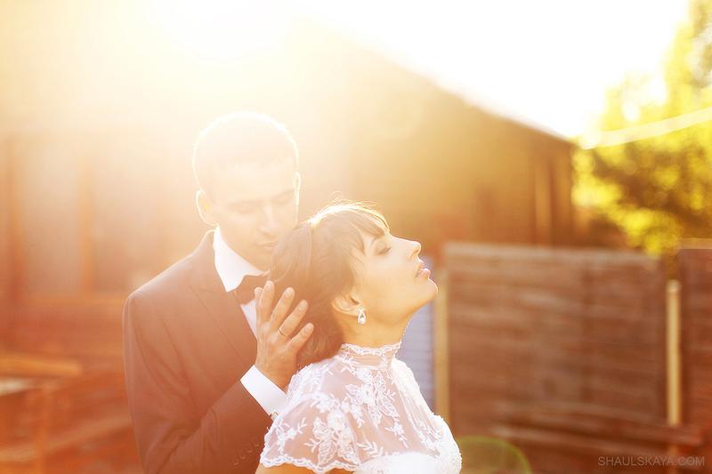 Свадебная фотосессия от Анны Шаульской - Фото 13