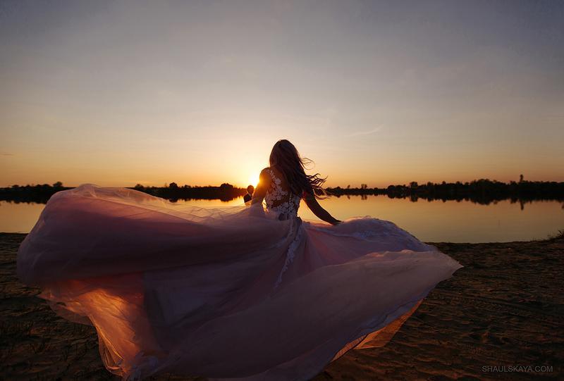 Свадебная фотосессия от Анны Шаульской - Фото 15