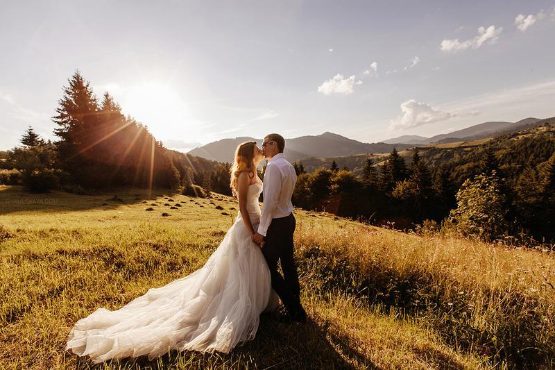 Свадебная фотосессия от Анны Шаульской - Фото 8