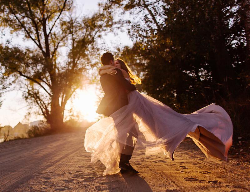 Свадебная фотосессия от Анны Шаульской - Фото 19