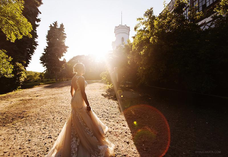 Свадебная фотосессия от Анны Шаульской - Фото 17