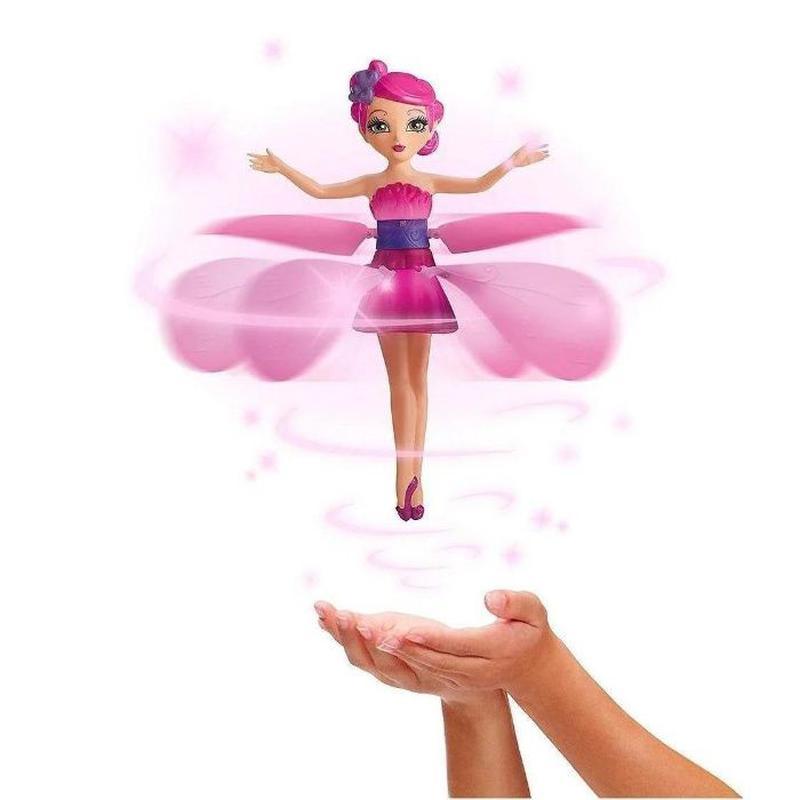 Кукла летающая фея. Игрушка фея летающая. Летающая принцесса.