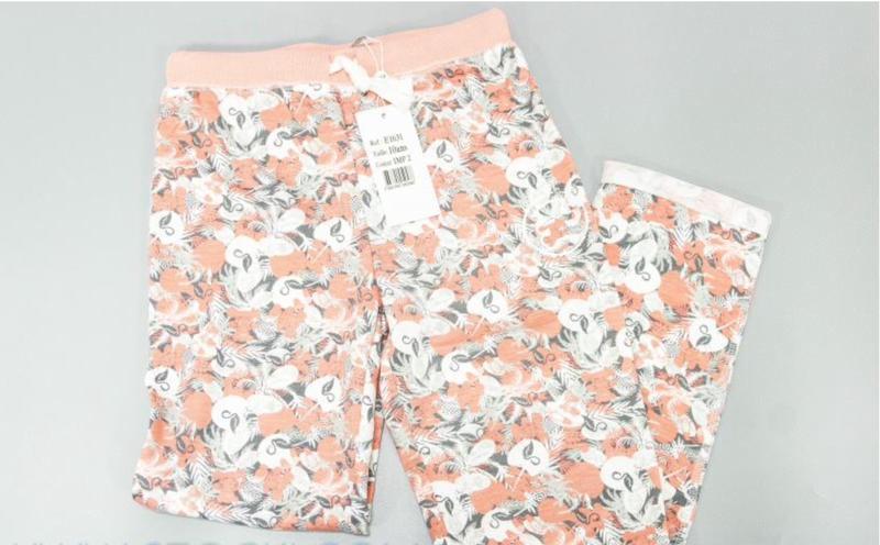 Трендовые трикотажные штаны lulucastagnette