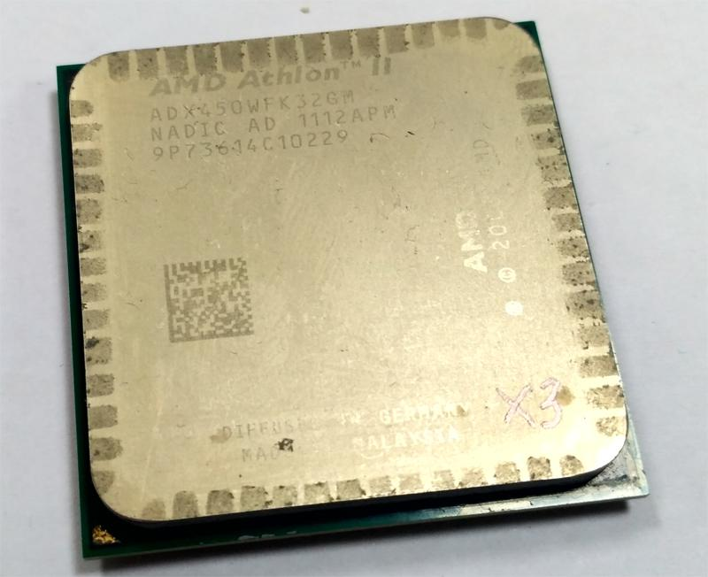 Процессор AMD Athlon II X3 450 3.2GHz 3 ядра Socket AM2+/AM3