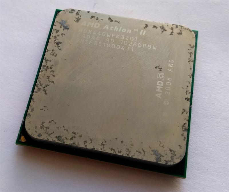 Процессор AMD Athlon II X3 440 3.0GHz 3 ядра Socket AM2+/AM3