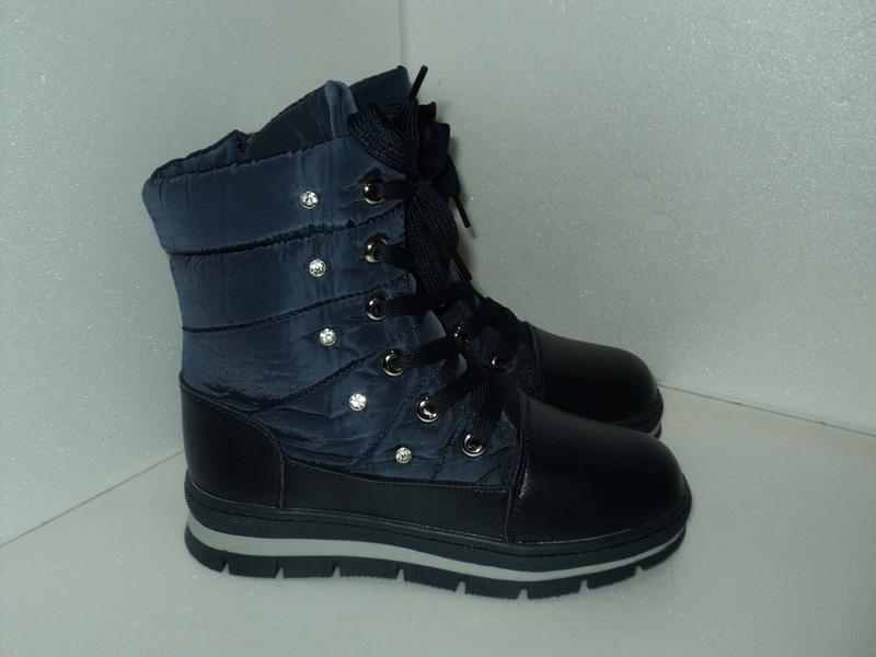Новые зимние ботинки для девочки